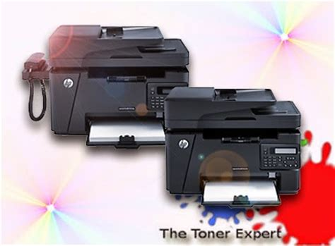 Printer Hp M125 the toner expert hp laserjet m125 and m127 compact mfp printers geared with mobility
