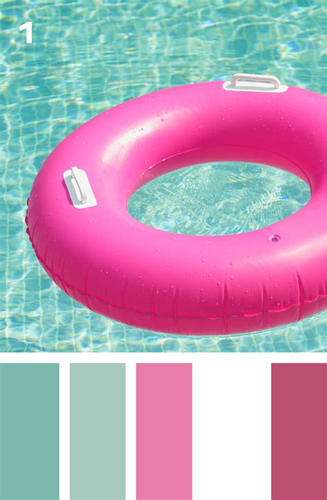 60 best summer colors 2016 paint color trends schemes for summer