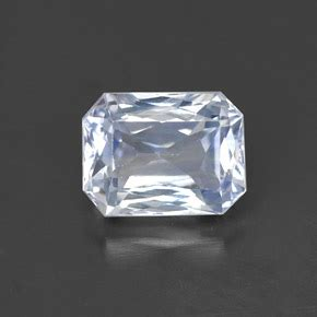 100 Pink Sapphire 1 32 Ct 1 5 carat bluish white sapphire gem from sri lanka ceylon