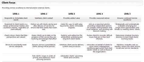 Help Desk Level 1 Description by The Competency Based Management Stage 2 Management Feedback For Success Part 7 Of 10