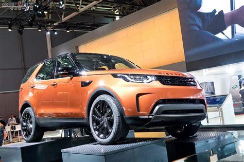 巴黎車展 2016 land rover discovery 5 愈來愈圓 香港第一車網 car1 hk