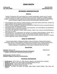 windows system administrator resume examples 1000 images about best system administrator resume