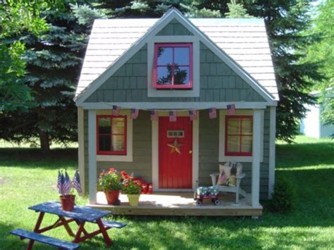 Shed Playhouse Plans | 25 best ideas about playhouse plans on pinterest diy