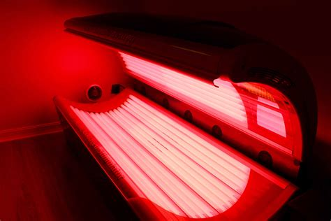 Red Light Therapy Ls For Tanning Beds Iron Blog