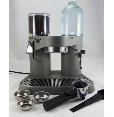 espressomaschine alessi richard sapper for alessi espresso machine coban rs 04