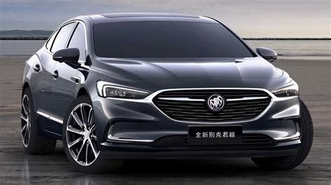 2020 Buick Lacrosse Refresh by Refreshed 2020 Buick Lacrosse Debuts Autoverdict