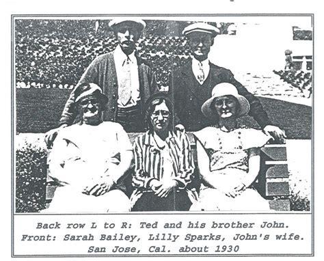 Our Bailey Heritage Part 4 16 EDWARD LOUIS SPARKS Edward