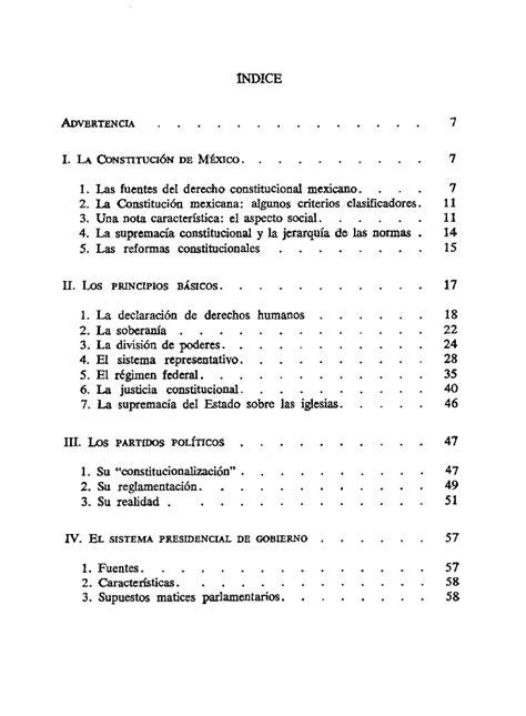 la supremac a de la constituci n y control de derecho constitucional mexico