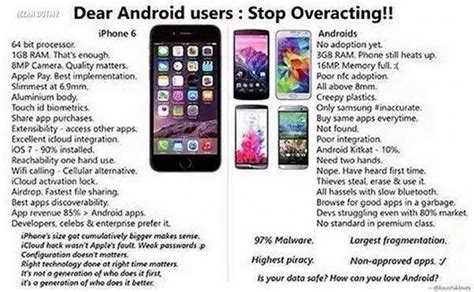 android users vs iphone users honest opinion from iphone users oneplus forums