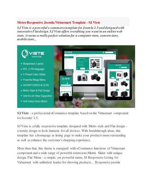 joomla virtuemart templates free metro responsive joomla virtuemart template