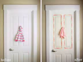 Washi Tape Home Decor decorate your doors with washi tape washi tape crafts