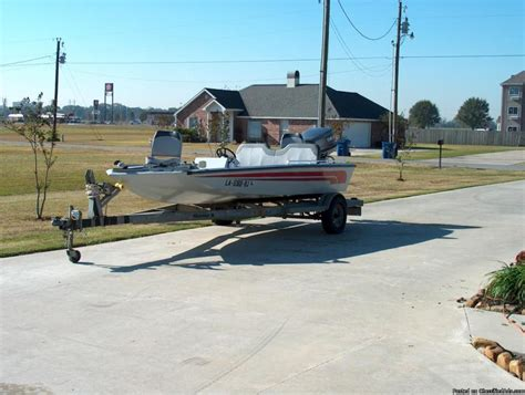 used aluminum bass boats for sale in louisiana boats for sale in breaux bridge louisiana