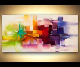 Modern Paints by Abstract Art By Osnat Tzadok May 2013