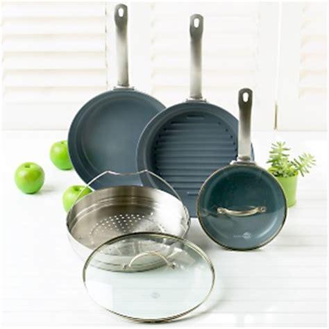 Teflon Herbal green alternative to teflon cookware greatgreengadgets