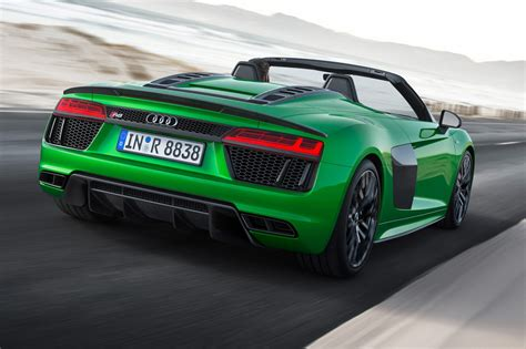 New Audi R8 by The Goes New Audi R8 Spyder V10 Plus