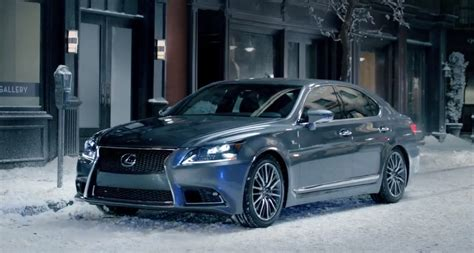 lexus commercial lexus all wheel drive commercial walk the walk