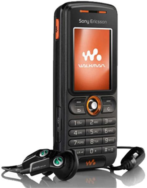 mobile phone sony ericsson w200i walkman mobile phone unveiled by sony ericsson in