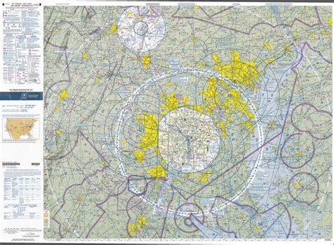washington sectional chart air traffic control in north america