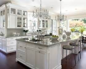 White Cabinet Kitchen Design by Painting Your Cabinets White