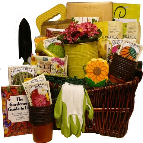 Garden Gift Basket Ideas 7 Best Images About Gift Baskets Summertime Gifts On Summer Flowers Golf Theme And
