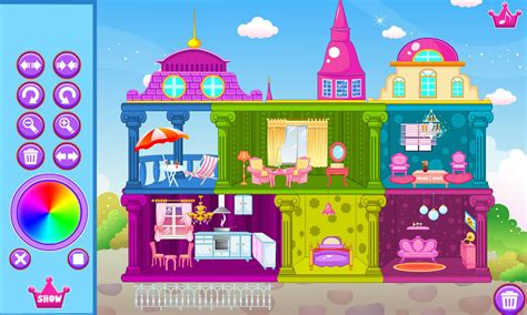 home decoration games online doll house decorating games online for free www