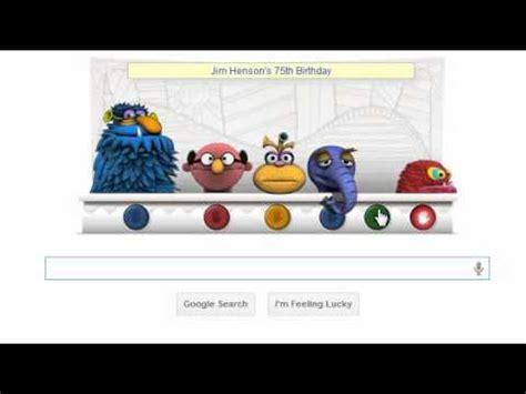 doodle komplettlã sung doodle muppets easter eggs