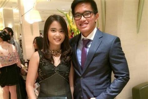 profil anak jokowi kaesang pangarep cewek cantik ini pacar putra bungsu jokowi republika online