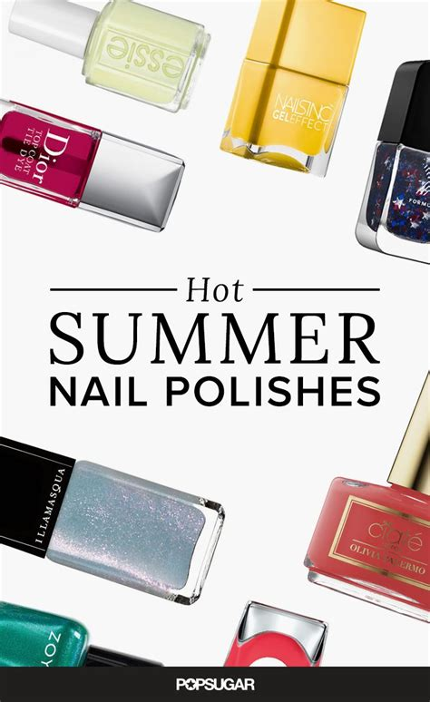 the top 8 summer pedicure shades makeup allure best 25 pedicure colors ideas on pinterest toenails