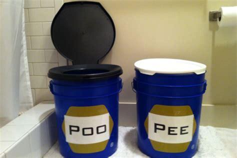quick emergency toilet  ways  survive