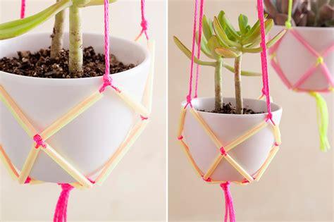 fazer plantas como fazer suporte para pendurar plantas mania de decora 231 227 o