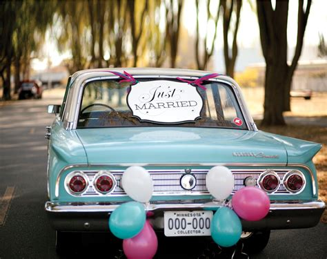 Wedding Banner Car by Just Married Sign Just Married Banner Just Married Car