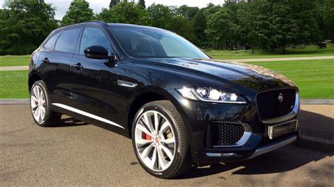 used jaguar f pace cars for sale grange