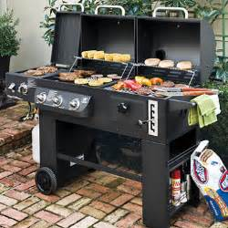Backyard Classic Professional Charcoal Grill by Hybrid Grill Infrared Propane Gas And Charcoal Cooking