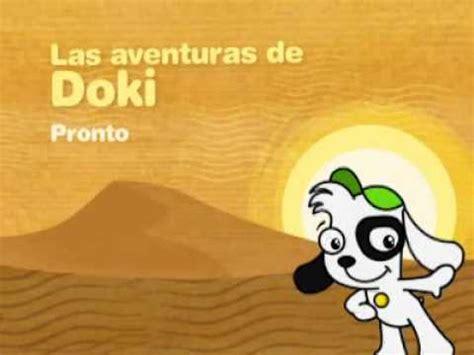las aventuras de doki nuevo programa de discovery kids youtube