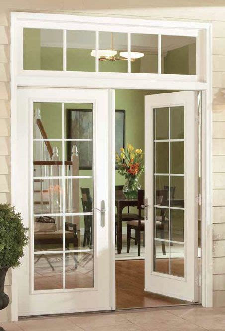 Great Double Patio Doors 1000 Ideas About French Doors