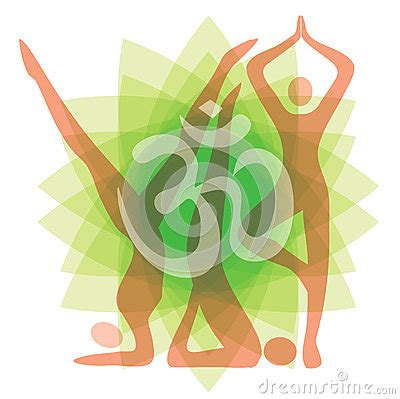 background x position yoga positions background stock vector image 56980717