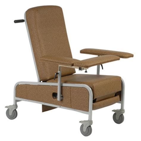 reclining phlebotomy and blood draw chair custom comfort