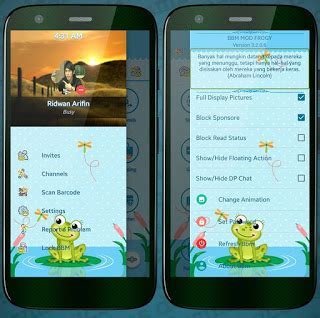themes girl software download download bbm mod mumuku may themes frogy and girl and