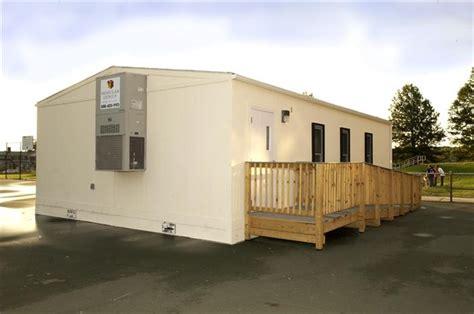 mobile modular portable classroom