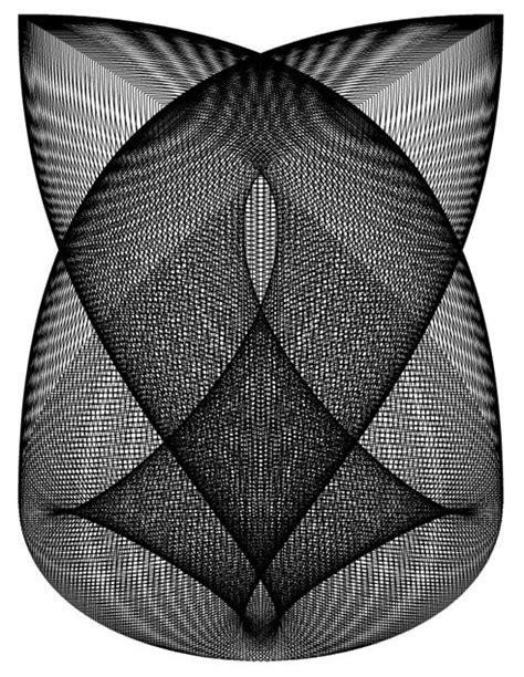 lissajous pattern theory lissajous curves mathematics pinterest math blog