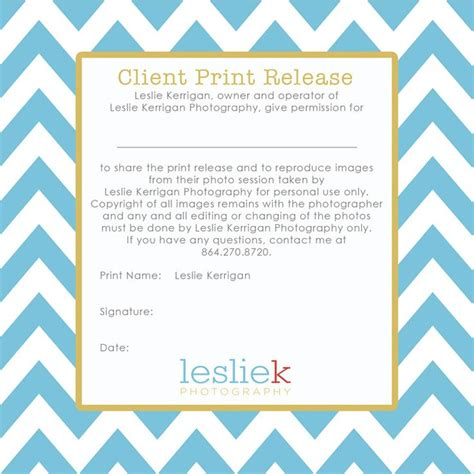 print release wording cdinsertback photography tips
