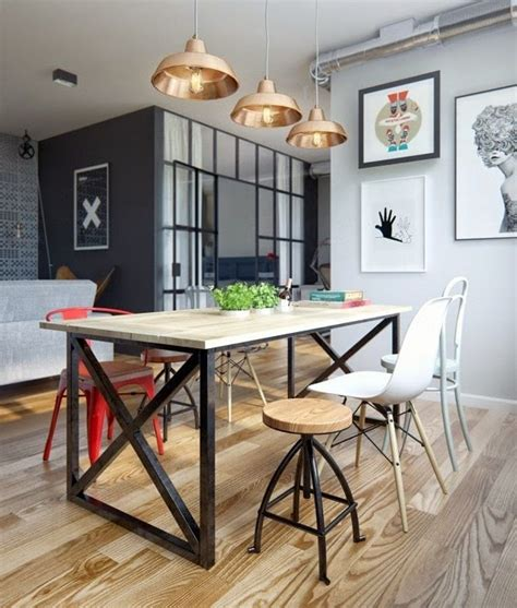 comedor vintage design ideas en  industrial