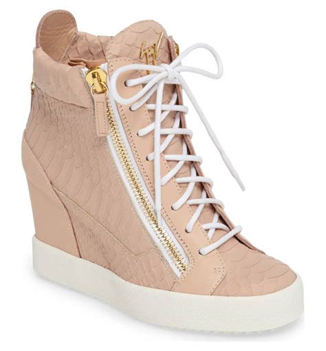sneakers with wedge sporty glam 7 wedge sneakers with flair