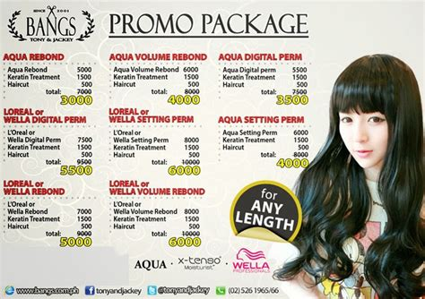 tony and jackey salon philippines tony and jackey salon promo 2014 tony and jackey digital