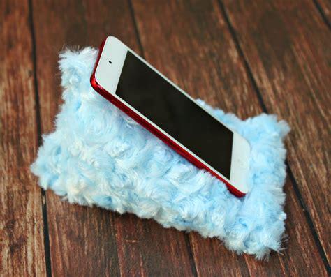 diy bean bag frame bean bag iphone ipod stand diy morena s corner