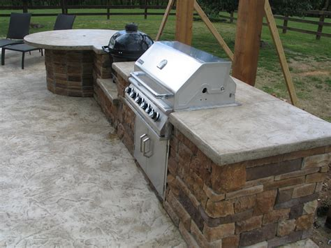 outdoor kitchen countertops ideas outdoor kitchen concrete countertops home inspirations design best outdoor kitchen countertops
