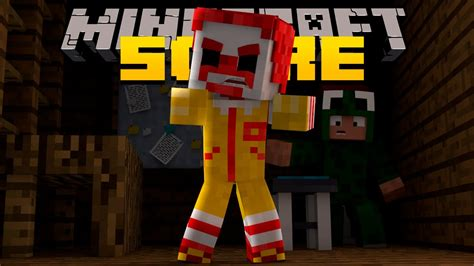 Pdf Five Nights At Minecraft by Minecraft Scare Five Nights At Mcdonalds