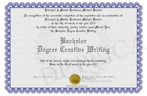 creative writing universities