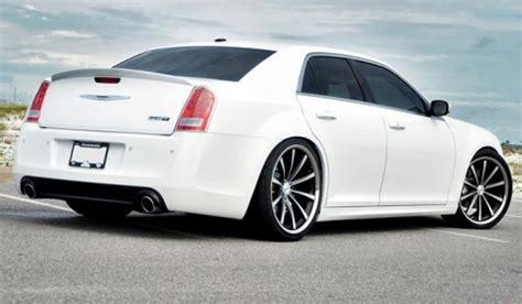 Rims For 2012 Chrysler 300 2012 Chrysler 300 Srt 8 On Vossen Wheels Gtspirit