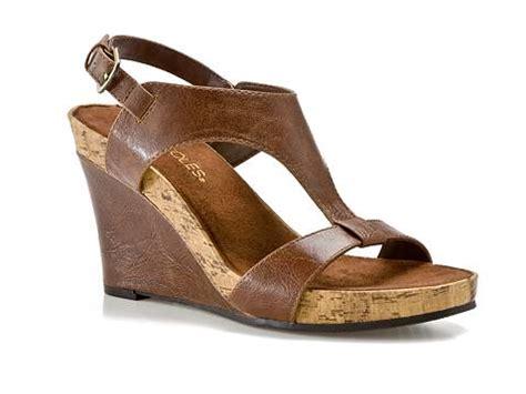 gold sandals dsw aerosoles gold plush wedge sandal dsw